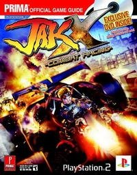 Jak X: Combat Racing (with DVD): Prima Official Game Guide (Prima Official Game Guides)