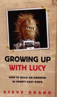 Growing up with Lucy: How to Build an Android in Twenty Easy Steps