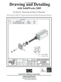 Drawing & Detailing with SolidWorks 2005