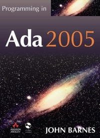 Programming in Ada 2005 with CD (International Computer Science)