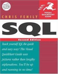 SQL, Second Edition (Visual QuickStart Guide)