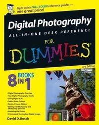Digital Photography All-in-One Desk Reference For Dummies (For Dummies (Computer/Tech))