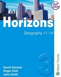 Horizons Geography: Pupil Book 3
