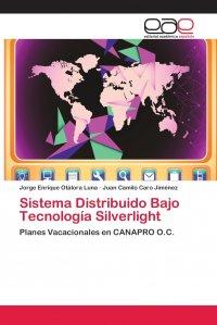 Sistema Distribuido Bajo Tecnologia Silverlight