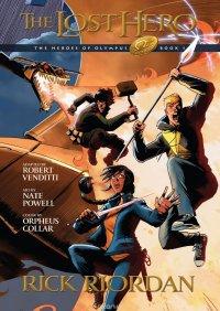 Heroes of Olympus: Book 1: The Lost Hero