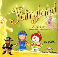 Fairyland: Starter: Pupil's CD (аудикурс на CD)