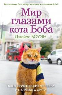 Мир глазами кота Боба. Новые приключения человека и его рыжего друга, Джеймс Боуэн