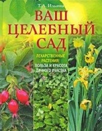 Ваш целебный сад. Лекарственные растения. Польза и красота дачного участка