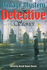 Vintage Mystery & Detective Stories