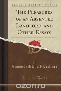 absentee landlord essay